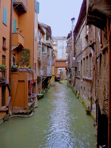 canale di reno delle moline bologna canali