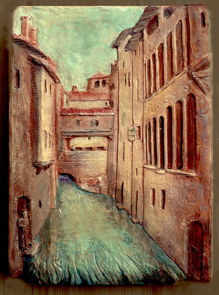 canale moline immagine canali di bologna via piella finestrina